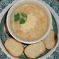 Southwestern Potato, Crab And Corn Chowder... The Perfect Cold Weather Comfort Food