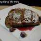 Recipe: Chocolate French Toast