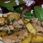 Country Pork Skillet with Potatoes and Mushrooms