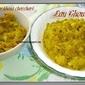 One Lauki/Lau/Bottle Gourd, Two recipes --- Lau Ghonto & Lau-er khosa Charchari