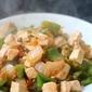 Spicy Tofu Stirfry