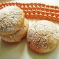 Indianized Chocolate Mexican Wedding Cookies For Global Kadai~~Version II
