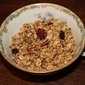 Building blocks of a meal and homemade granola