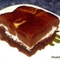 Chocolaty Cheesecake Squares