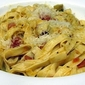 Sunday Suppers - Lemon Pepper Pasta Primavera