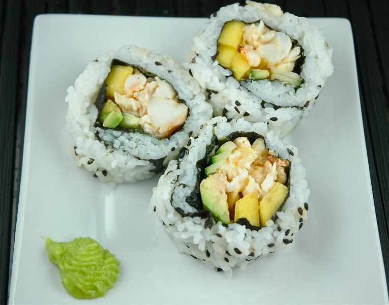 Lobster Hawaiian Sushi Rolls Recipe by Debi - CookEatShare
