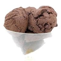 Dark Chocolate Peanut Butter Chocolate Chip Cookies