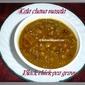Punjabi Kala Chana Masala - Chola/sookha chana/Black Chick Pea gravy