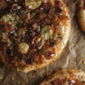 Fingerling Potato and Crispy Bacon Pizzas