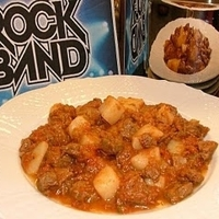 Rock Band Beef Stew