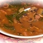 Hearty Beef and Mushroom Soup