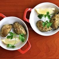 Mussels Arreganata-Orreganata