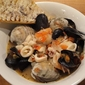 Cioppino (with Sourdough Crouton and Anchovy Butter)