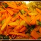 Moroccan-Style Carrots with Mustard Seeds and Orange