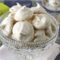 Chocolate & Peanut Butter Meringue Cookies Recipe