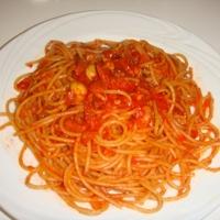 トマトスパゲティー(2人前)