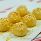 Glutinous Rice Balls with Peanuts & Sesame Seeds