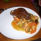 Lamb Shanks with Orzo and Vegetables