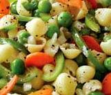 Festive Pasta Salad Recipe by Kelsey - CookEatShare