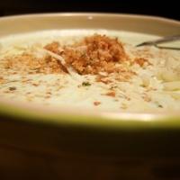 Creamy Italian Artichoke Soup