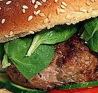 Lamb Burger Patties