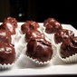 Chocolate Covered Coconut Cream Rum Candies
