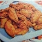 Bobby Flays: Adobo seasoned baked chicken wings recipe