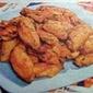 Bobby Flays: Adobo seasoned baked chicken wings recipe