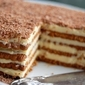 Marie Biscuit Cake