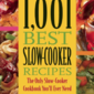 Review and Giveaway: 1,001 Slow Cooker Recipes