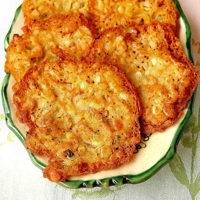 Tortillas de camarones or shrimp tortillas