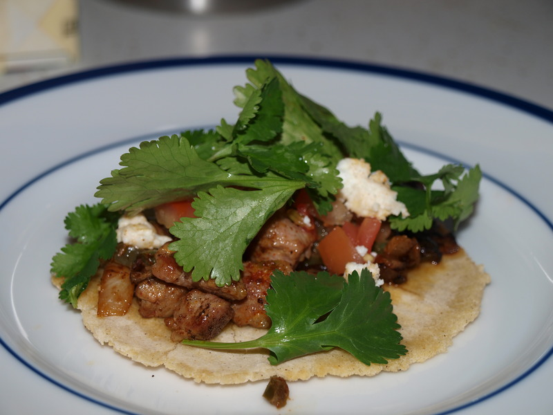Fabulous Pork Tacos