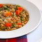 Guest post at Peasant Chef – Minestrone soup