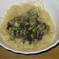 Clam Sauce for Spaghetti
