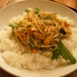 Thai Green Prawn Curry