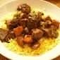 Venison Curry with Sweet Potato
