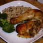 Georgian Roast Chicken