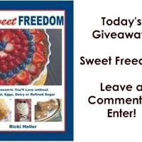 Cookbook Giveaway #3: Sweet Freedom and No Waste: Orange-Oat Muffin Recipe