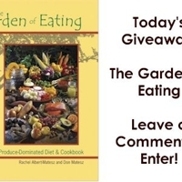 Cookbook Giveaway #2: The Garden of Eating and Honey-Mustard Chicken with Ginger Recipe