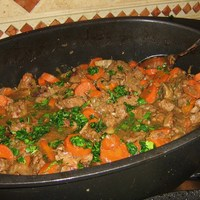 St. Patrick's Day Beef Stew with Guinness