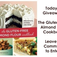 Cookbook Giveaway #1: The Almond Flour Cookbook and Chewy Chocolate Cookie Sandwich Recipe
