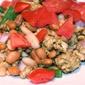 Seared Tempeh and Three Bean Salad