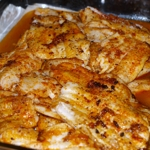 Mediterranean Filet of Sole