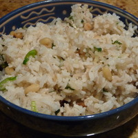 Basmati Rice with Herbs
