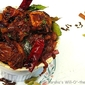 Hot n Tangy Chicken Stir fry – Kozhi Varuthathu….!!!