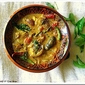 Meen Mappas - Fish cooked in a mild coconut milk gravy..!!