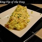 Recipe: Cheddar and Chive Eggs in a Crepe
