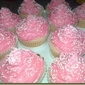 Raspberry Lemonade Cupcakes