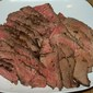 Flank Steak with Special Sauce!