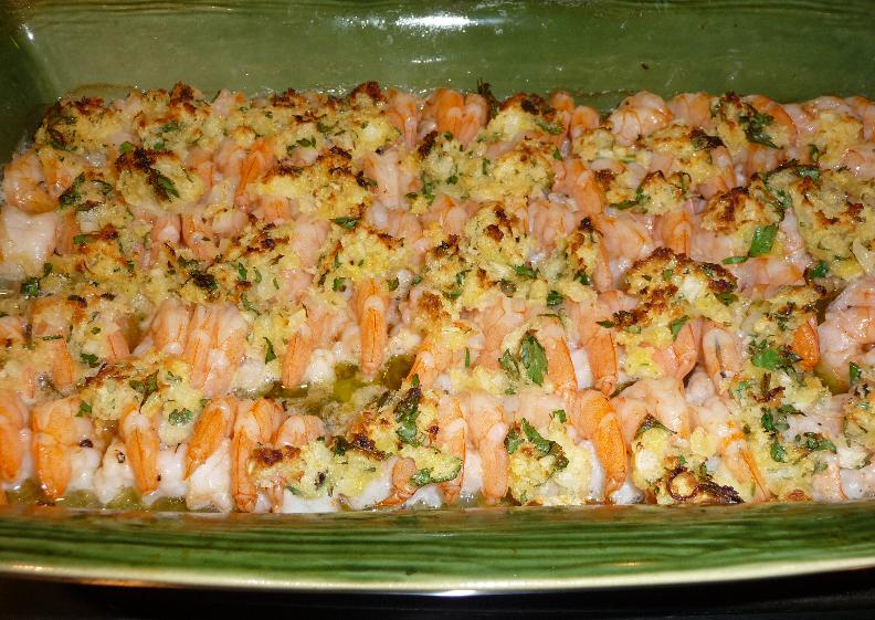 Italian Shrimp Scampi for Nu-wave or Flavorwave oven